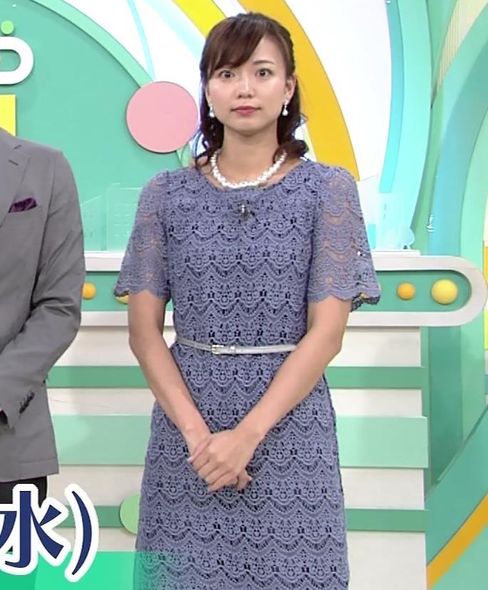 斎藤真美アナ 透け透けレース衣装キャプ・エロ画像