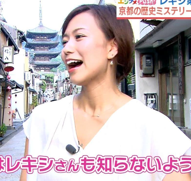 斎藤真美アナ タイトスカートでエロいお尻がクッキリキャプ・エロ画像2