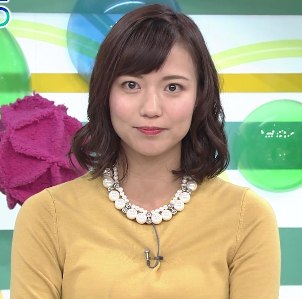 斎藤真美アナ サンタ帽キャプ・エロ画像3