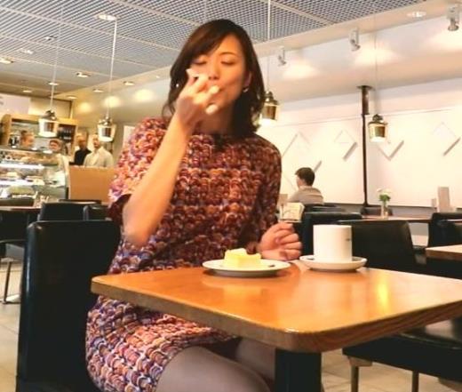 斎藤真美 スカートが短すぎてパンツが見えそうキャプ画像(エロ・アイコラ画像)