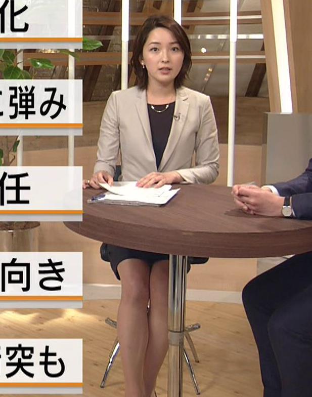 酒井美帆アナ NHKにしてはかなり攻めたエロアングルキャプ・エロ画像6