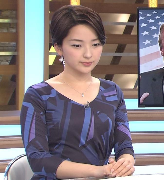 酒井美帆アナ ショートカット美人アナキャプ・エロ画像2