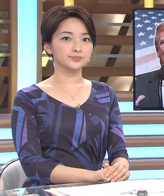 酒井美帆アナ ショートカット美人アナキャプ・エロ画像3