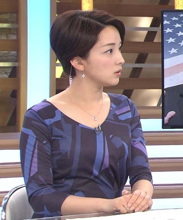 酒井美帆アナ ショートカット美人アナキャプ・エロ画像5