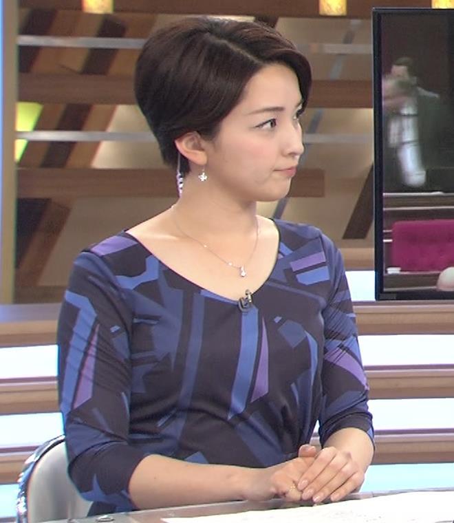 酒井美帆アナ ショートカット美人アナキャプ・エロ画像7