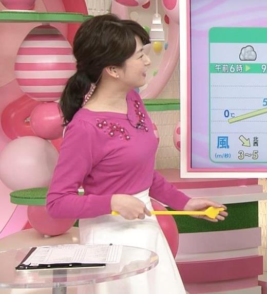 榊菜美 けっこうエロいニット横乳★キャプ画像(エロ・アイコラ画像)