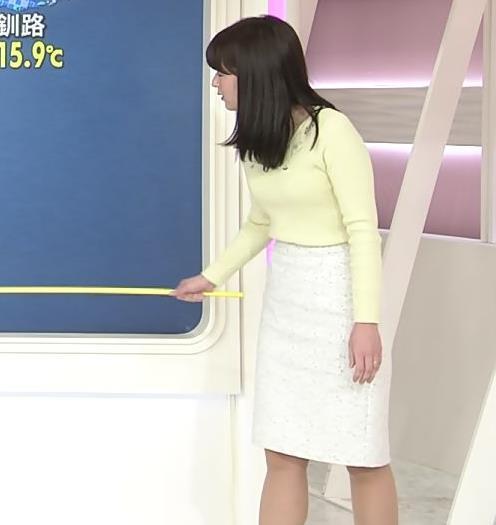 榊菜美 朝からカラダのラインが出る服っていいよねキャプ・エロ画像14
