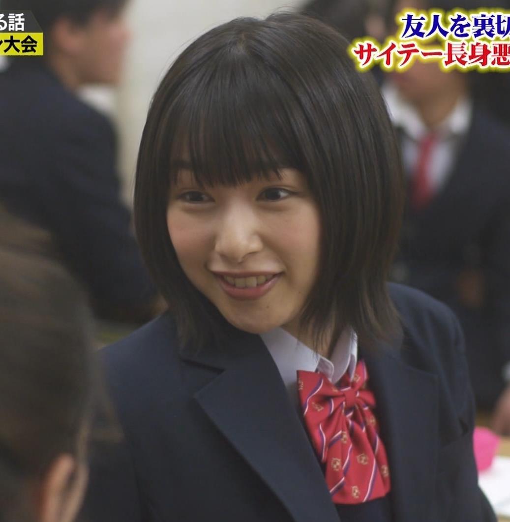 桜井日奈子 (女子高生役)体操服で脚露出キャプ・エロ画像2