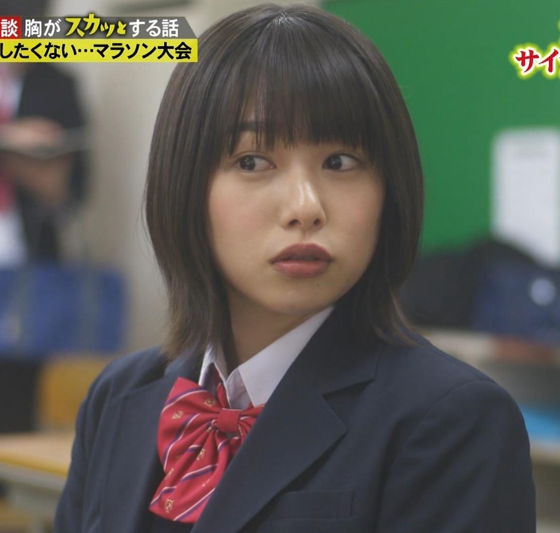 桜井日奈子 (女子高生役)体操服で脚露出キャプ・エロ画像7