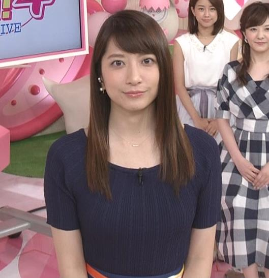 笹崎里菜アナ  「Oha!4 NEWS LIVE」キャプ・エロ画像4