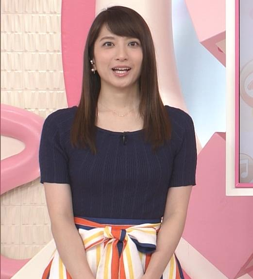 笹崎里菜アナ  「Oha!4 NEWS LIVE」キャプ・エロ画像5