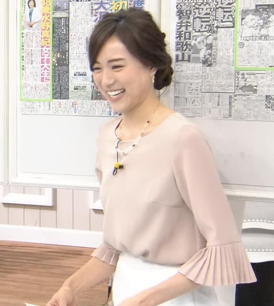 笹川友里アナ 清楚系巨乳アナキャプ・エロ画像2