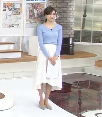 笹川友里アナ 清楚系巨乳アナキャプ・エロ画像5