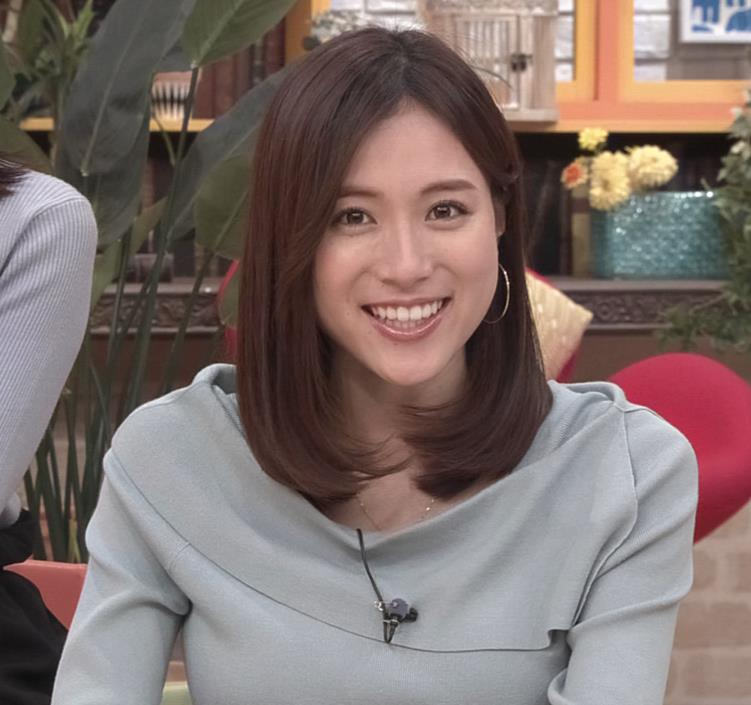 笹川友里アナ 妊娠でお腹がポッコリだけど、おっぱいがエロいキャプ・エロ画像8