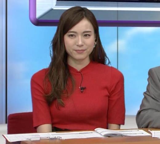 笹川友里 クッキリ!ニットおっぱい♡キャプ画像(エロ・アイコラ画像)