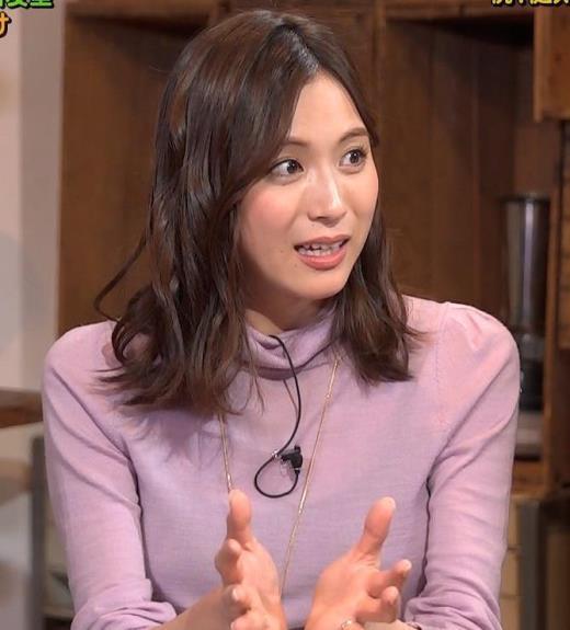 笹川友里アナ 少しインナーが透けてるキャプ画像(エロ・アイコラ画像)