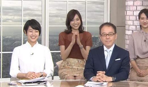 笹川友里アナ 透け方がエロいキャプ・エロ画像6