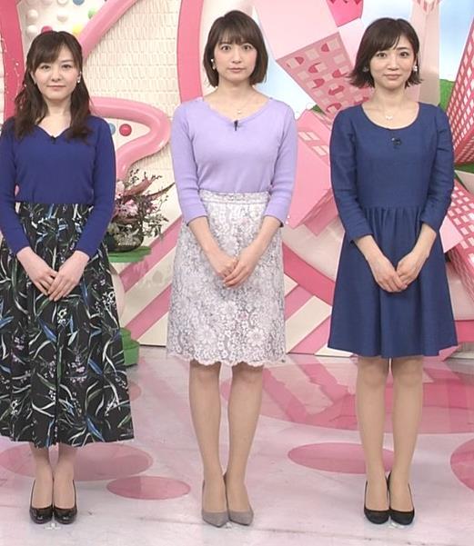 笹崎里菜アナ にっとおっぱいキャプ・エロ画像