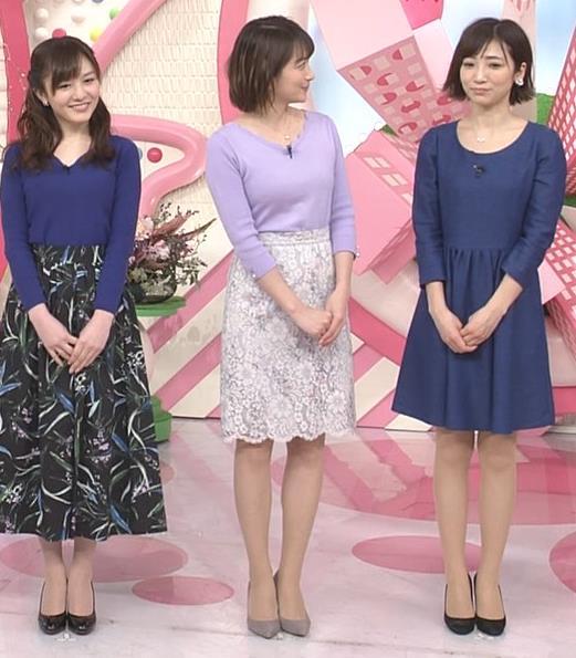 笹崎里菜アナ にっとおっぱいキャプ・エロ画像2