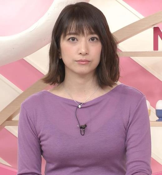 笹崎里菜 キャミ透けおっぱいキャプ画像(エロ・アイコラ画像)