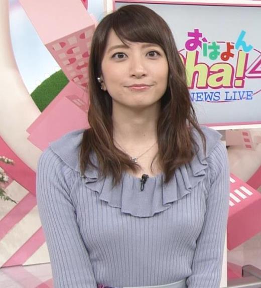 笹崎里菜 乳がまたエロかったよキャプ画像(エロ・アイコラ画像)