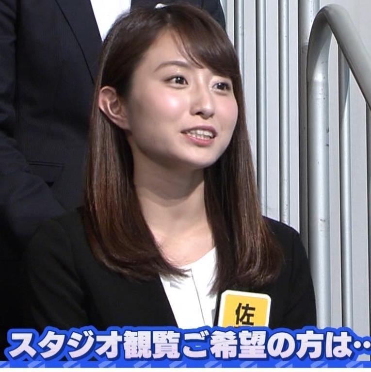 佐藤佳奈アナ 読売テレビ新人アナがかわいいキャプ・エロ画像2