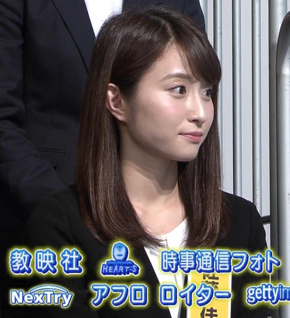 佐藤佳奈アナ 読売テレビ新人アナがかわいいキャプ・エロ画像4