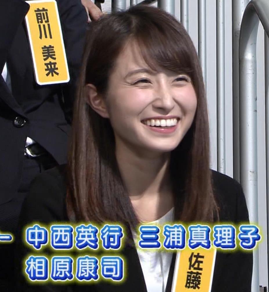 佐藤佳奈アナ 読売テレビ新人アナがかわいいキャプ・エロ画像6