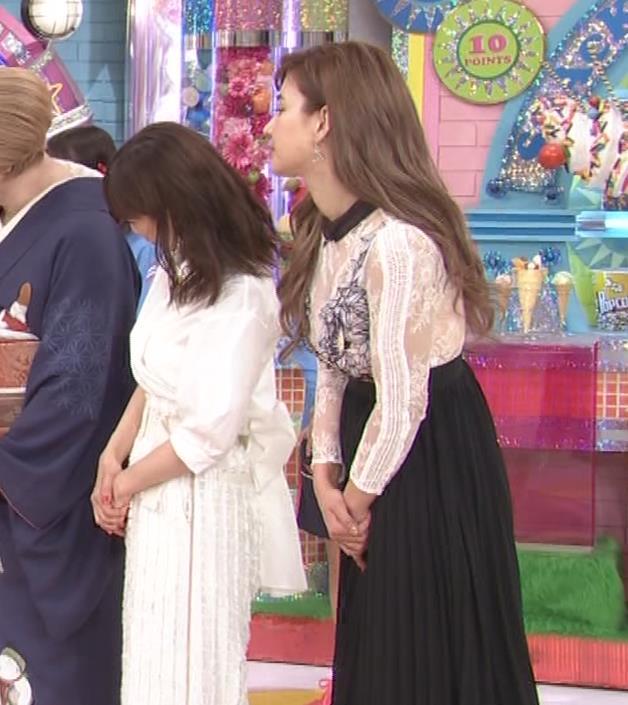 佐藤エリ モデルなのにFカップぐらいありそうキャプ・エロ画像8
