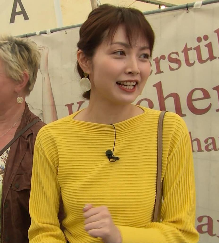 佐藤めぐみ 美人女優の微乳横乳キャプ・エロ画像