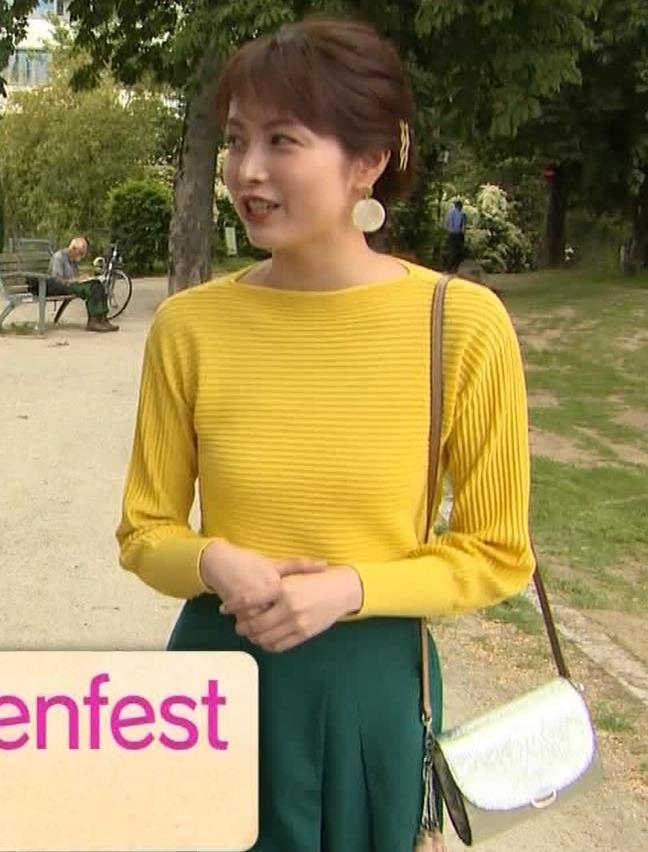 佐藤めぐみ 美人女優の微乳横乳キャプ・エロ画像2