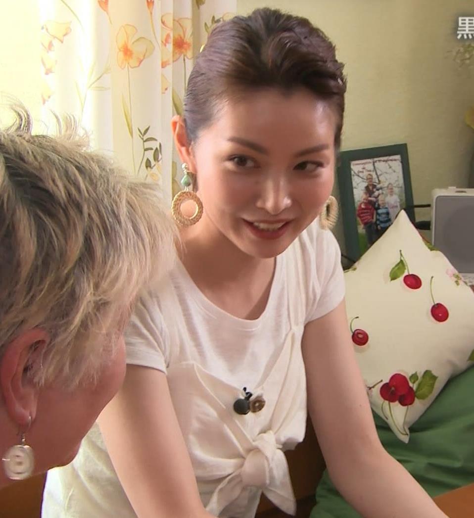 佐藤めぐみ 美人女優の微乳横乳キャプ・エロ画像12
