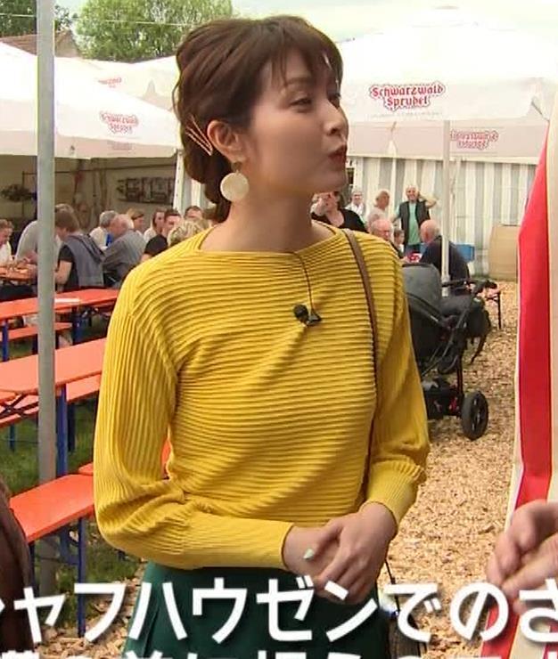 佐藤めぐみ 美人女優の微乳横乳キャプ・エロ画像6