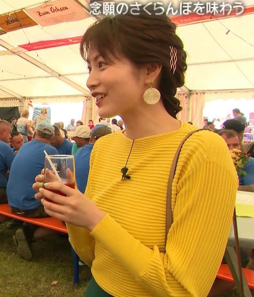 佐藤めぐみ 美人女優の微乳横乳キャプ・エロ画像8