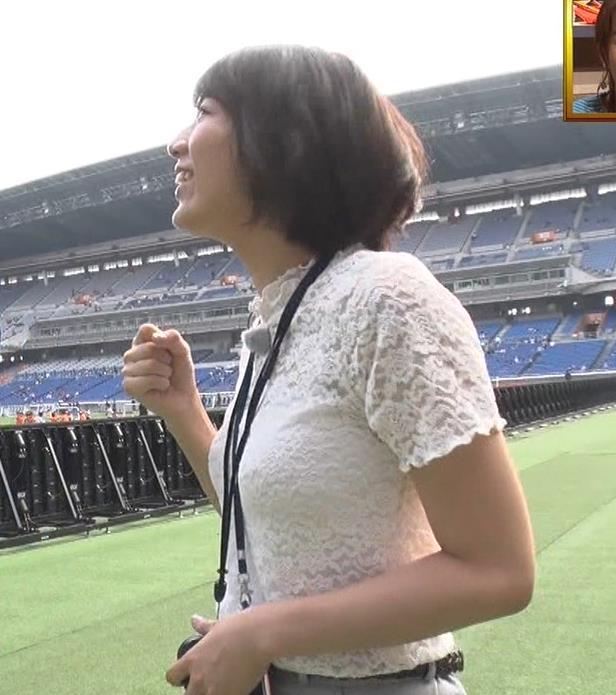 佐藤美希 横乳がいい感じキャプ・エロ画像