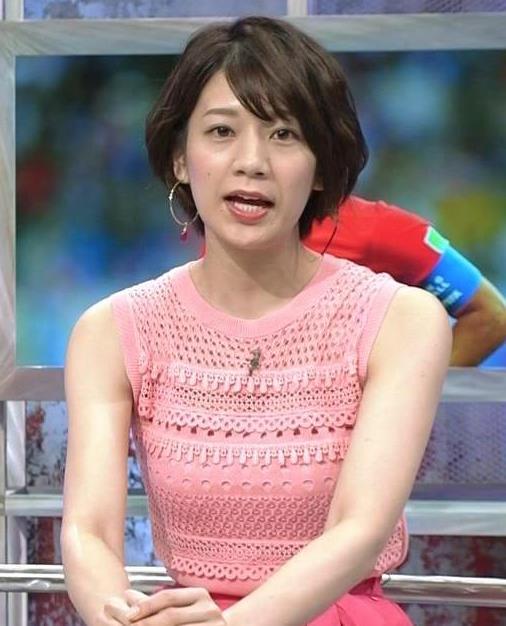 佐藤美希 おっぱいが目立つピンクのノースリーブキャプ・エロ画像5