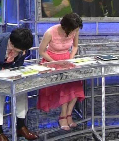 佐藤美希 おっぱいが目立つピンクのノースリーブキャプ・エロ画像6