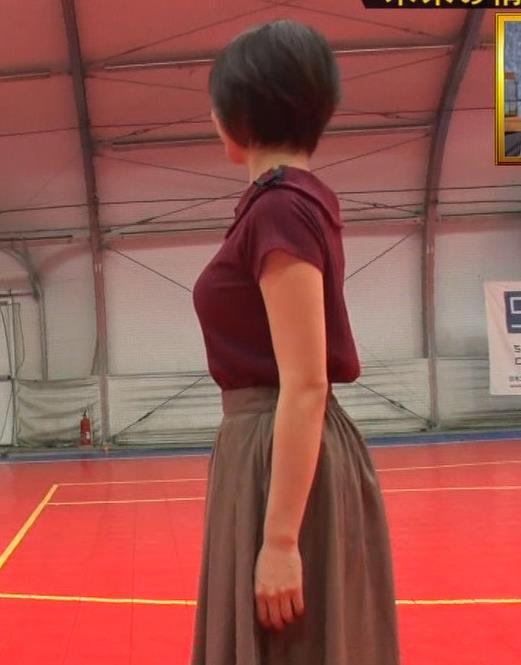 佐藤美紀 ニット横乳★キャプ・エロ画像6