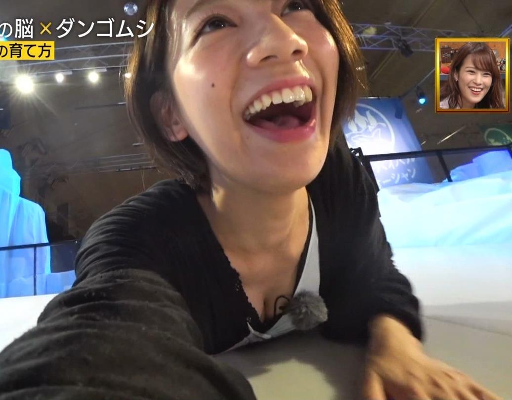 佐藤美希 胸チラでおっぱいアピールキャプ・エロ画像6