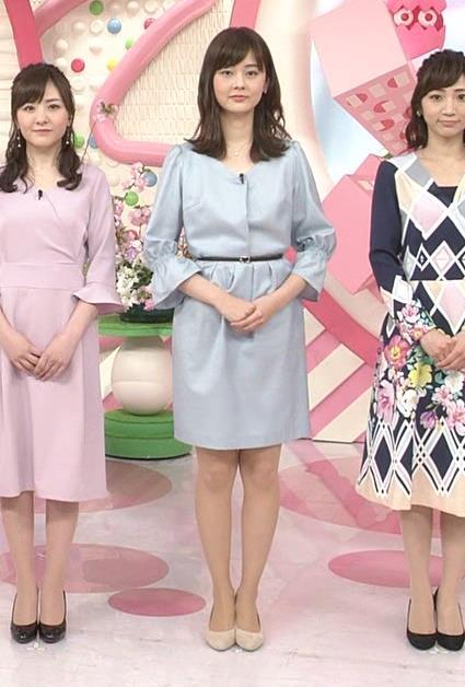 佐藤梨那アナ 日テレの若手美人女子アナキャプ・エロ画像