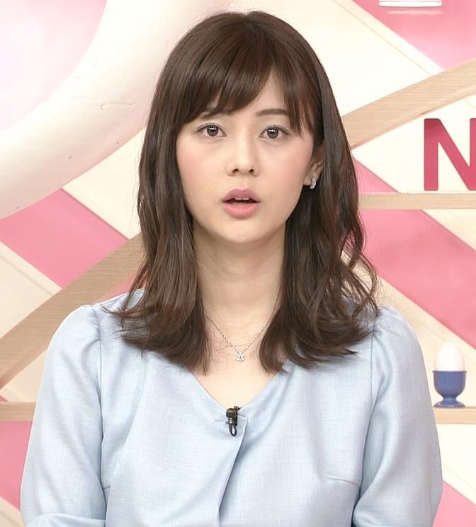 佐藤梨那アナ 日テレの若手美人女子アナキャプ・エロ画像5