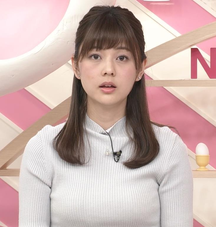 アナ エロかわいいニット乳キャプ・エロ画像3