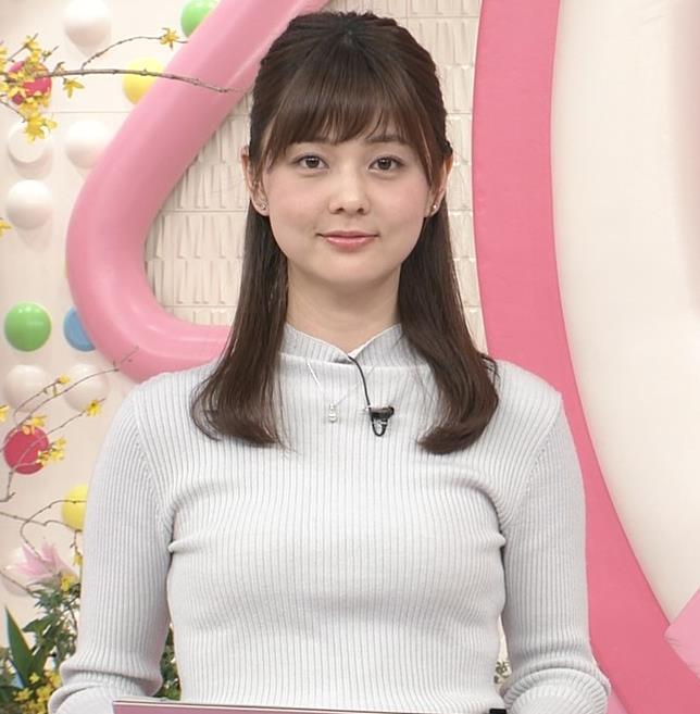 アナ エロかわいいニット乳キャプ・エロ画像7
