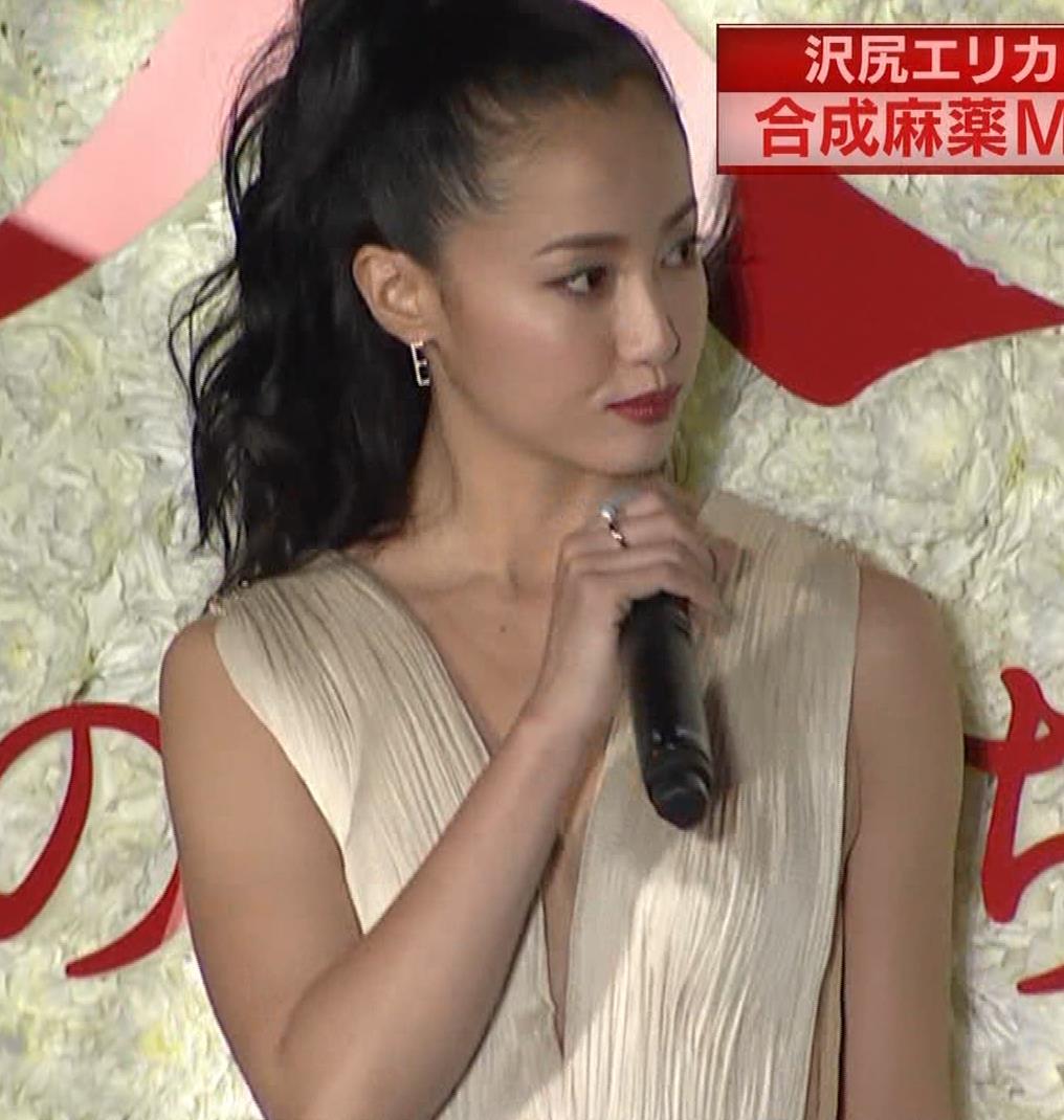 沢尻エリカ 逮捕報道で流れる過去のエロ衣装姿キャプ・エロ画像