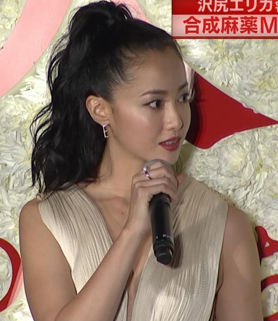 沢尻エリカ 逮捕報道で流れる過去のエロ衣装姿キャプ・エロ画像2