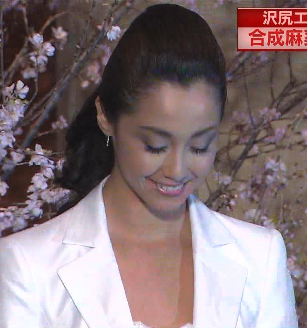 沢尻エリカ 逮捕報道で流れる過去のエロ衣装姿キャプ・エロ画像3