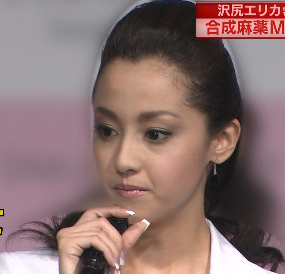 沢尻エリカ 逮捕報道で流れる過去のエロ衣装姿キャプ・エロ画像5
