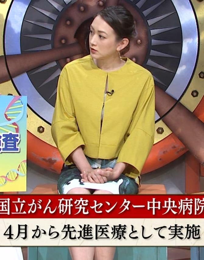SHELLY タイトなミニスカートの美脚▼ゾーンキャプ・エロ画像3