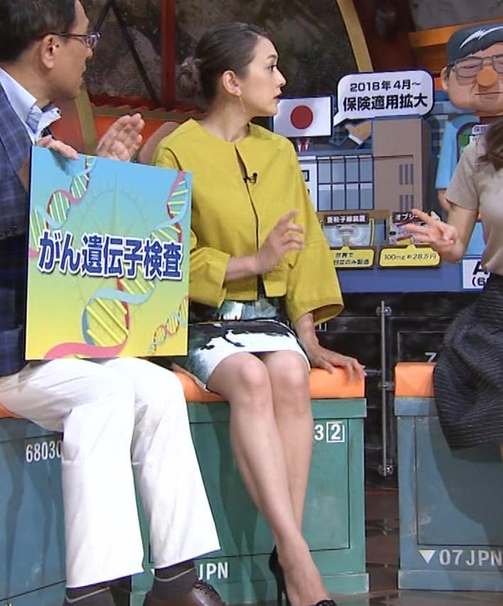 SHELLY タイトなミニスカートの美脚▼ゾーンキャプ・エロ画像7