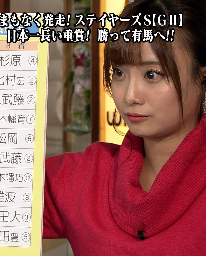 柴田阿弥 黒ストッキング・ミニスカ太ももキャプ・エロ画像3